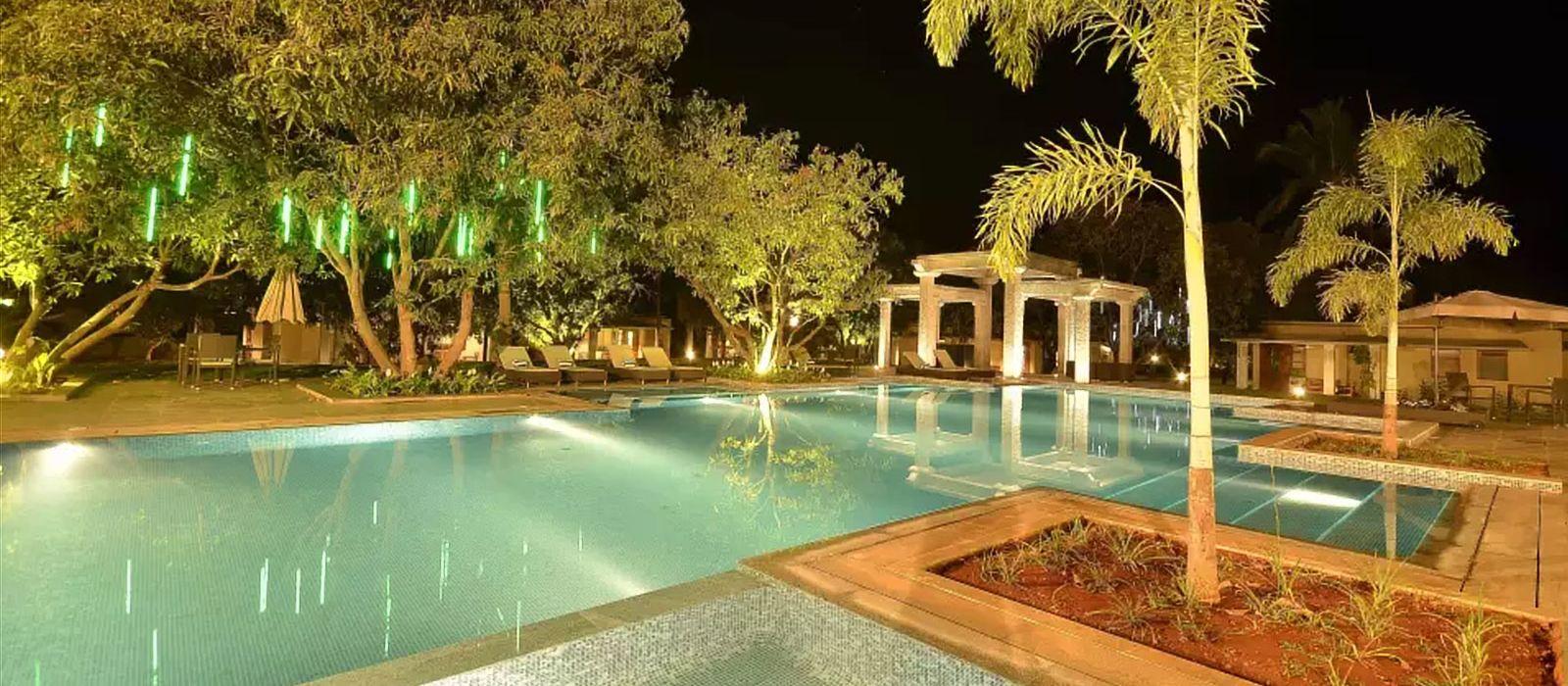 Hotel Heritage Resort Hampi South India