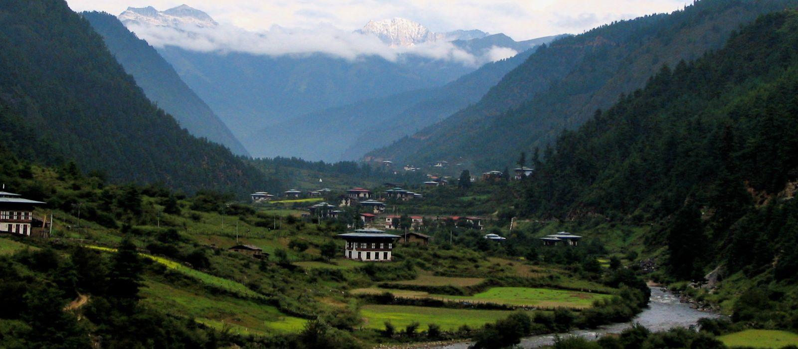 Destination Haa Valley Bhutan