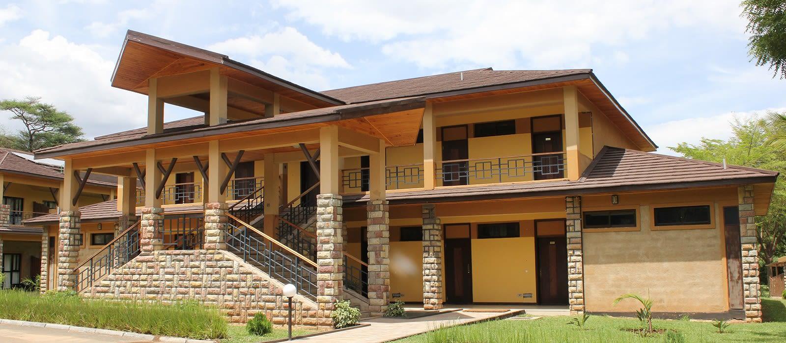 Hotel Lake Bogoria Spa Resort Kenya