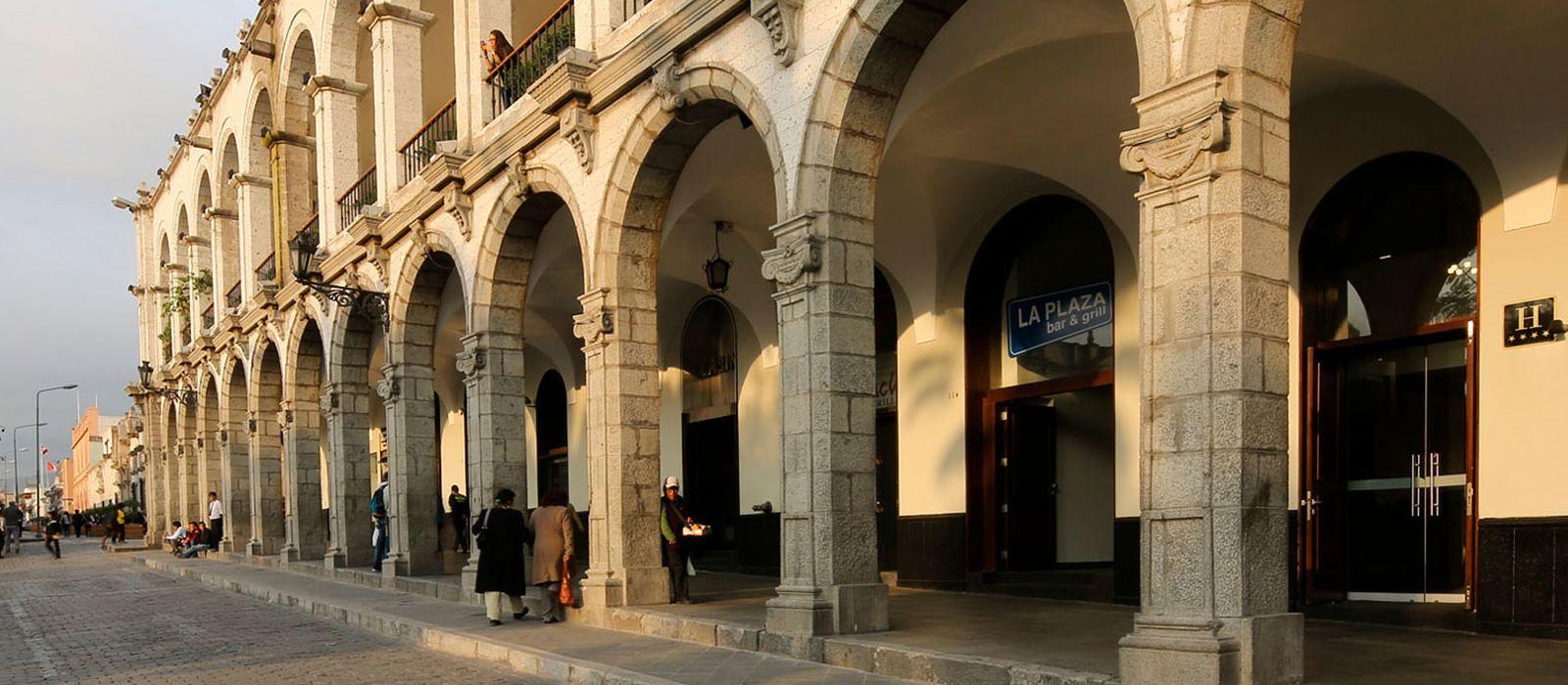 Hotel Casa Andina Select Arequipa Peru