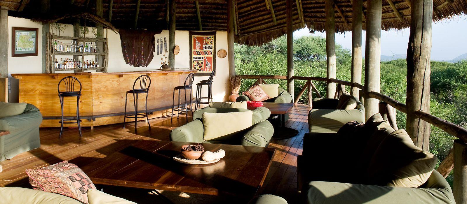 Hotel Burunge Tented Camp Tansania