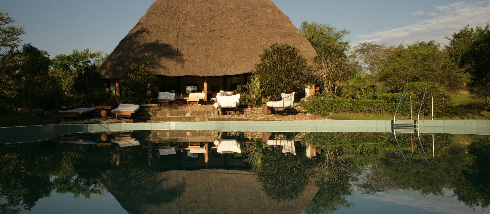 Hotel Semliki Safari Lodge Uganda