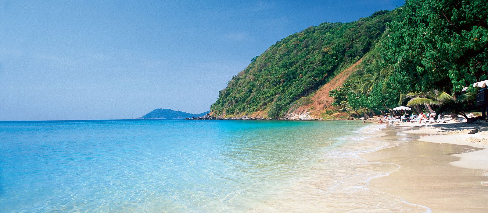 Destination Koh Phangan Thailand