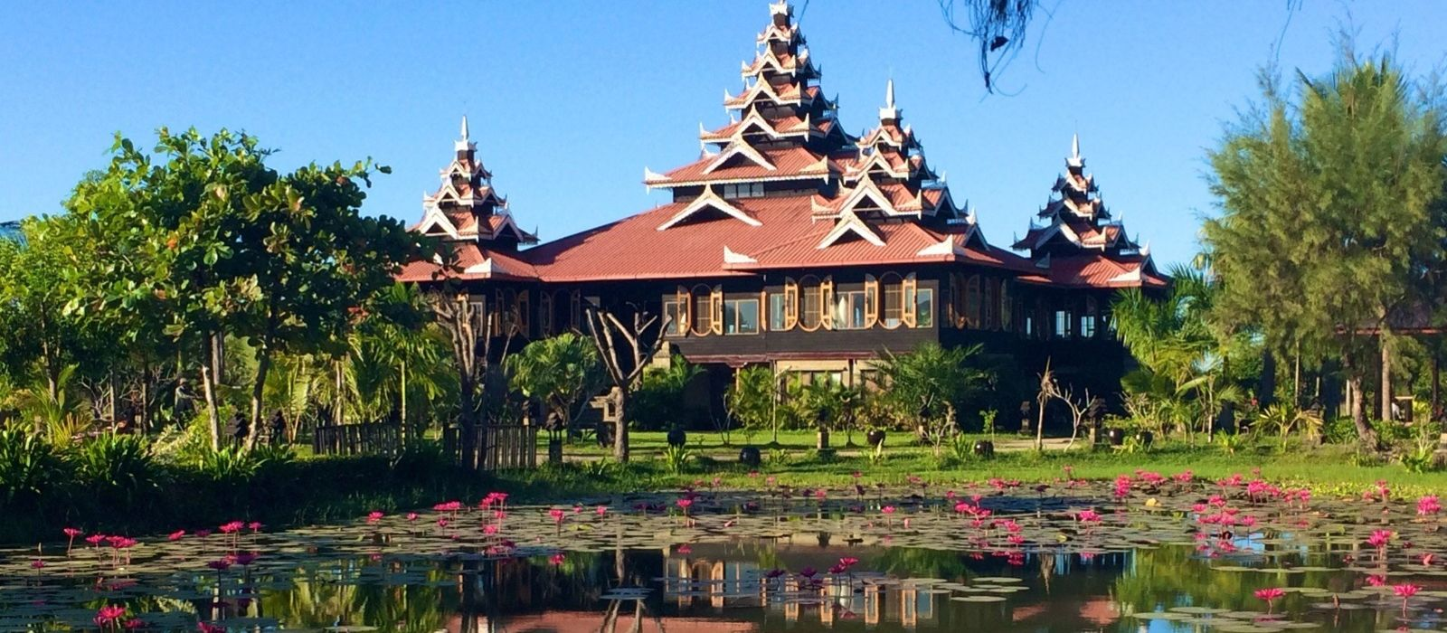 Hotel Mrauk U Princess Myanmar