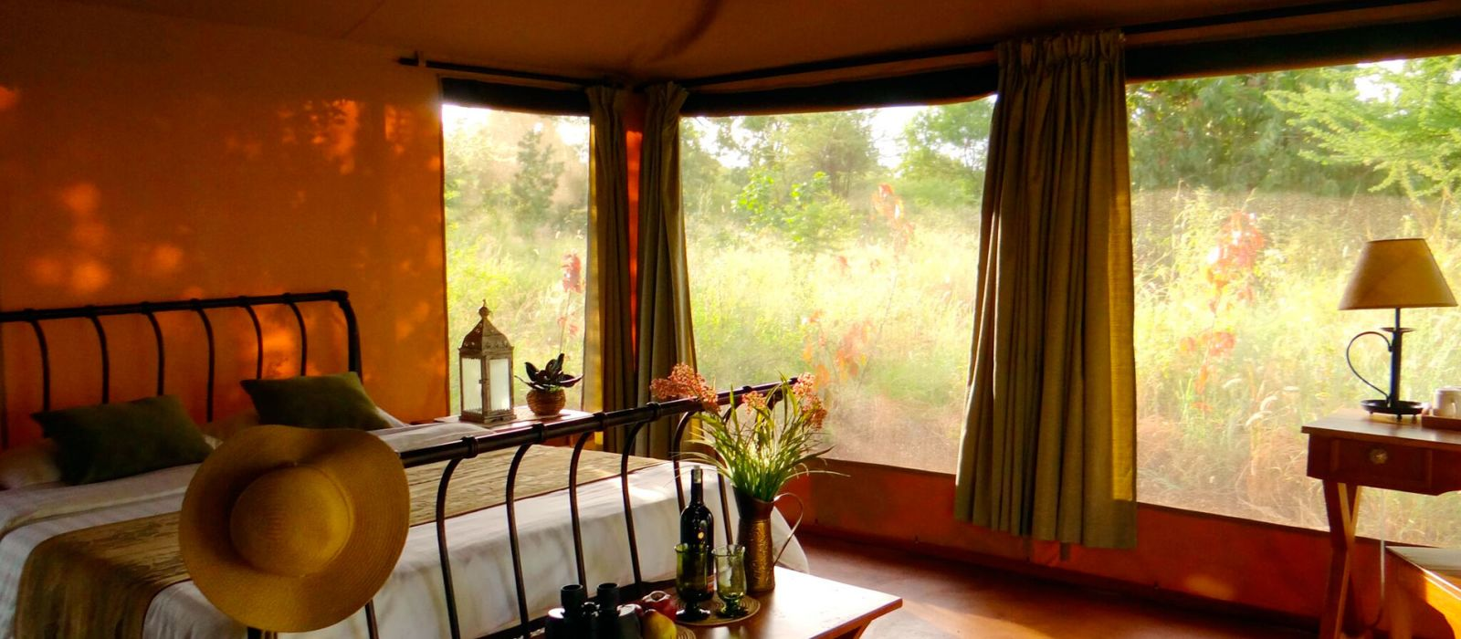 Hotel iKweta Safari Camp Kenya