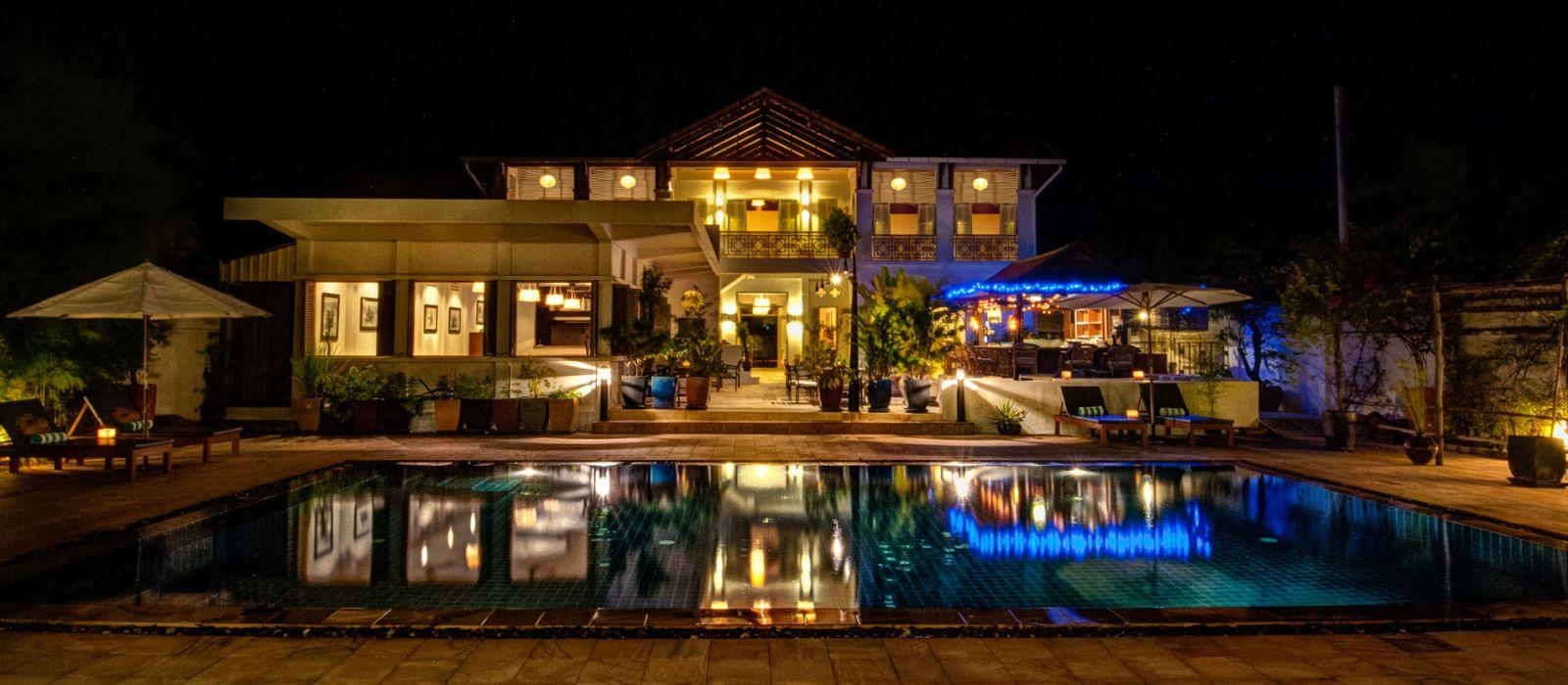 Hotel Bambu  Cambodia