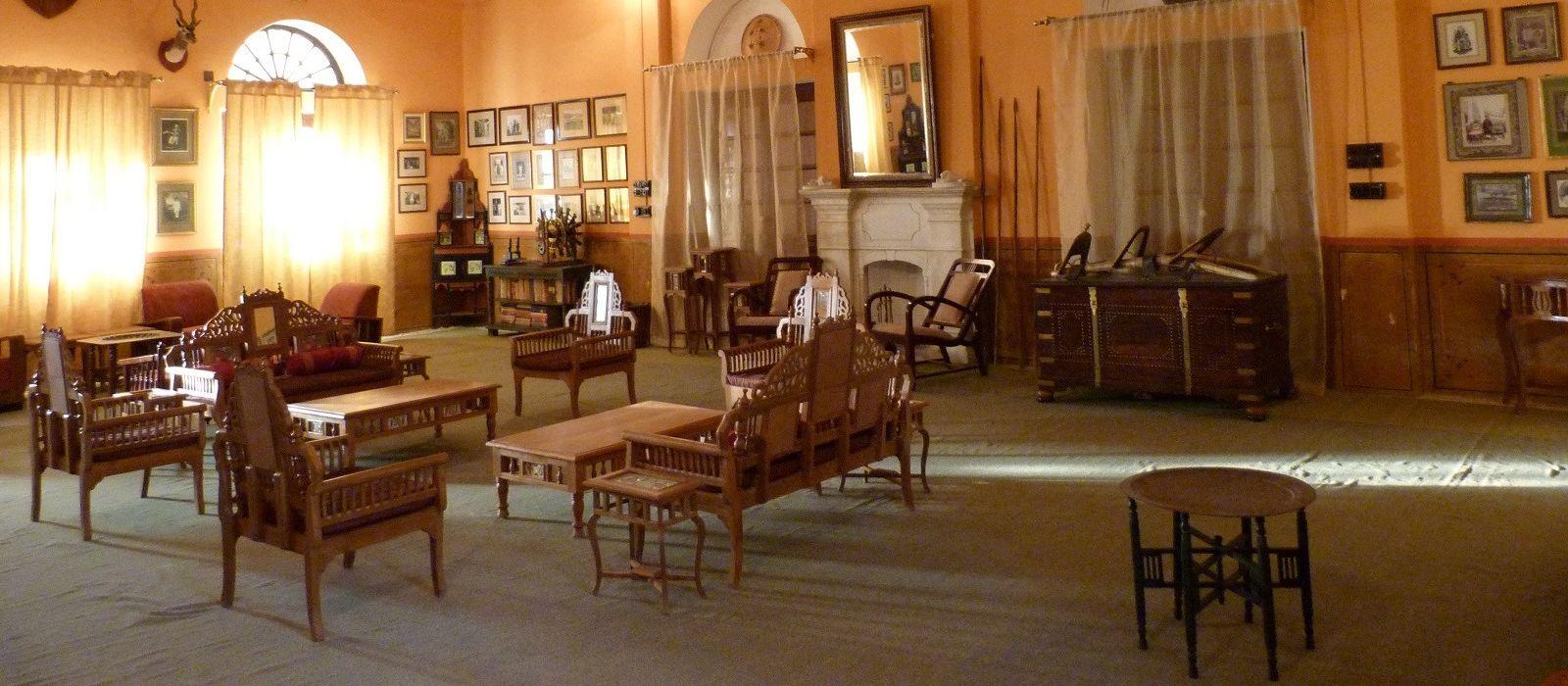 Hotel Chanoud Garh Fort North India