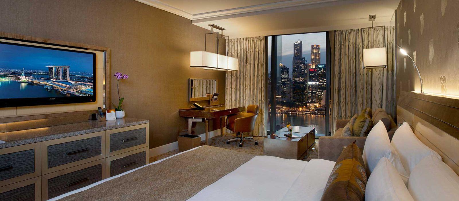 Hotel Marina Bay Sand Singapur