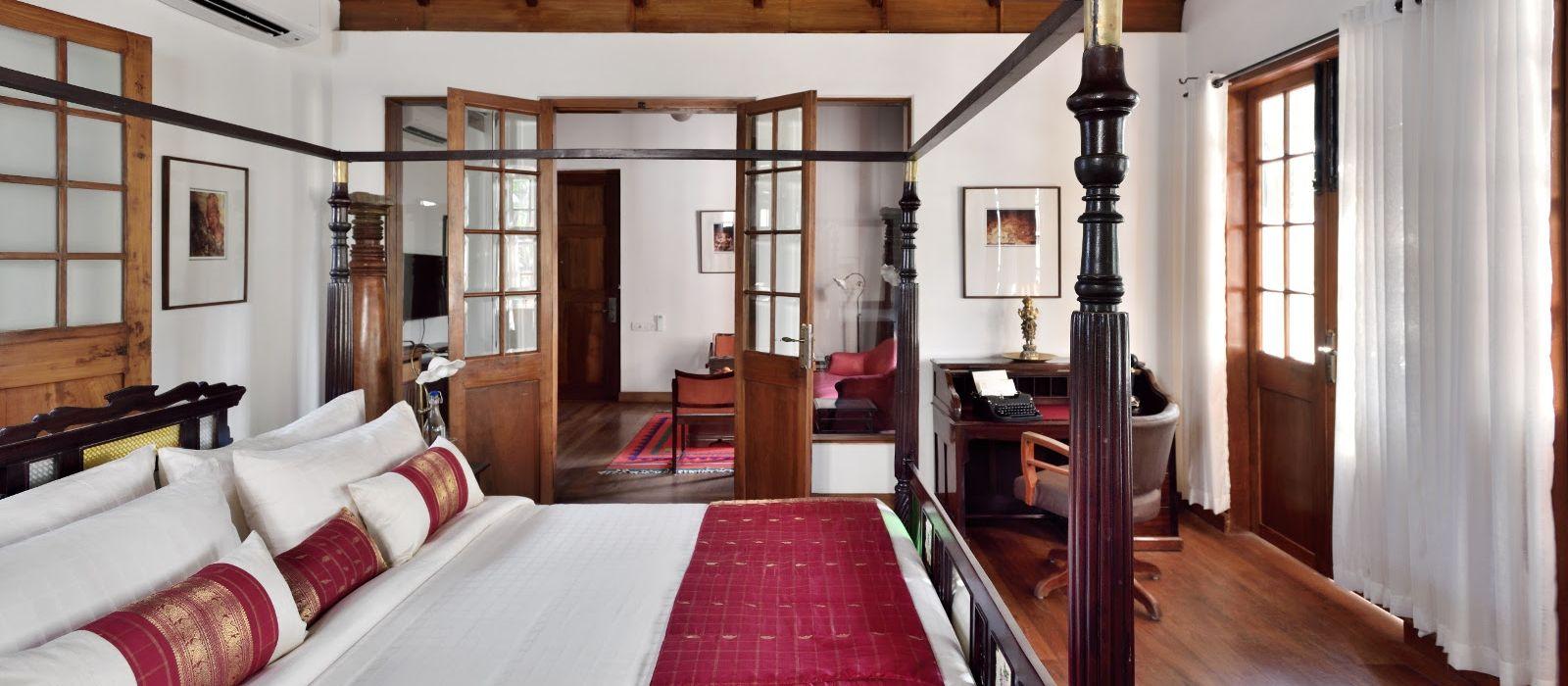 Hotel Svatma South India