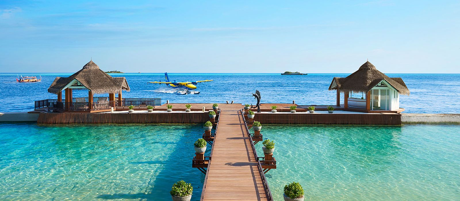 Hotel Chaaya Reef Ellaidhoo Malediven
