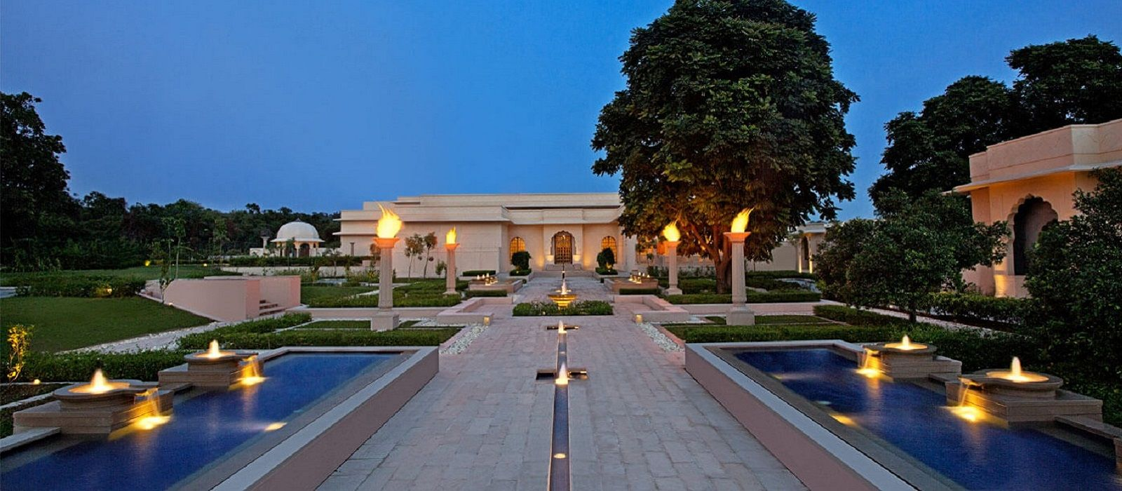 Hotel The Oberoi Sukhvilas Resort & Spa North India