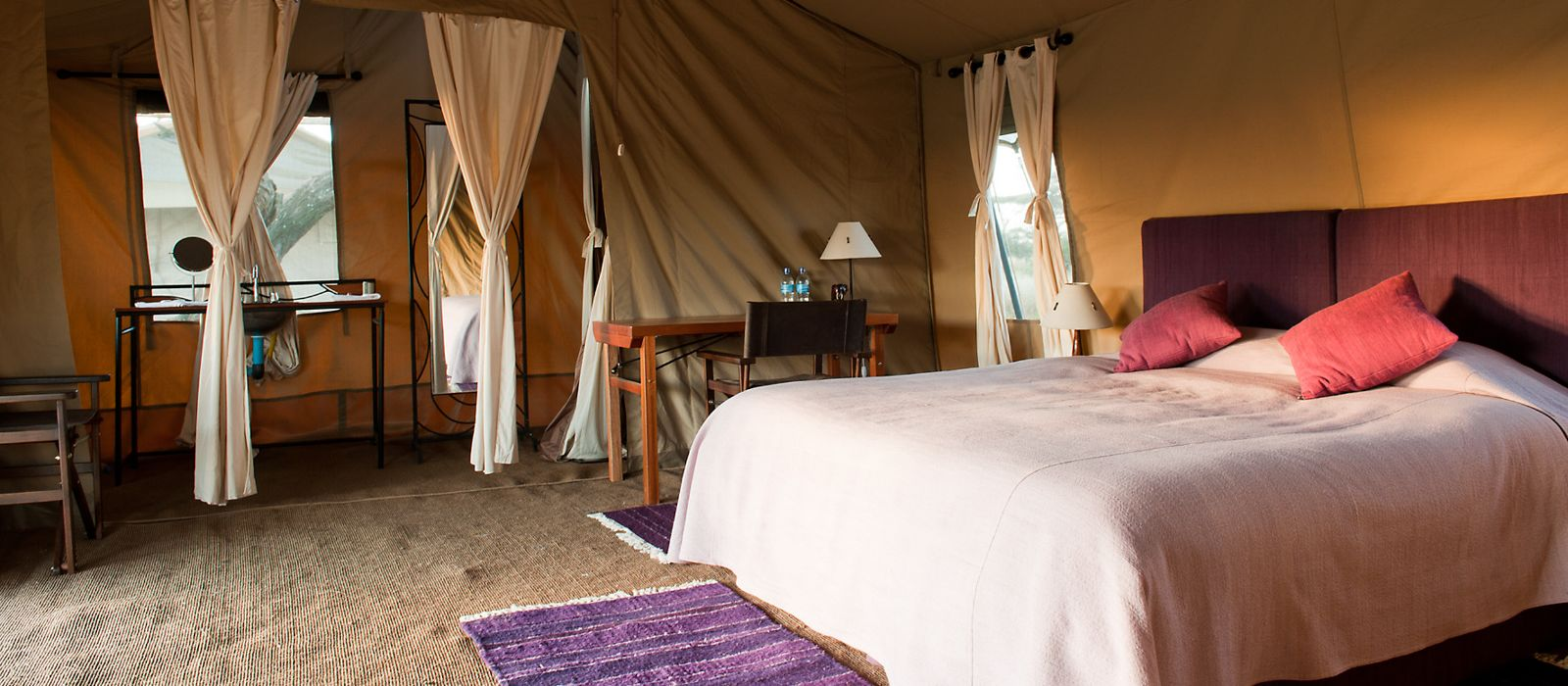 Hotel Mara Under Canvas Tansania