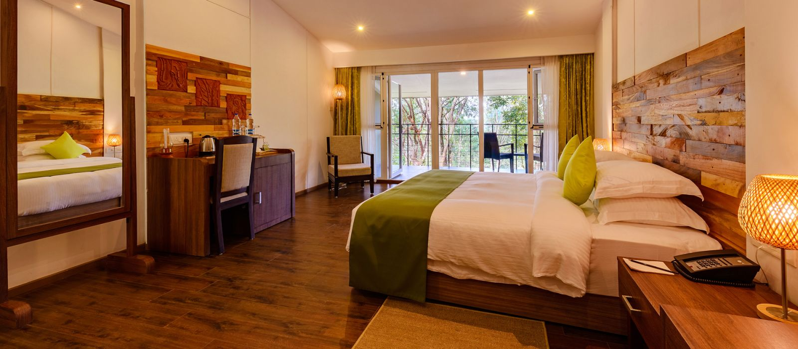 Hotel Wayanad Wild South India