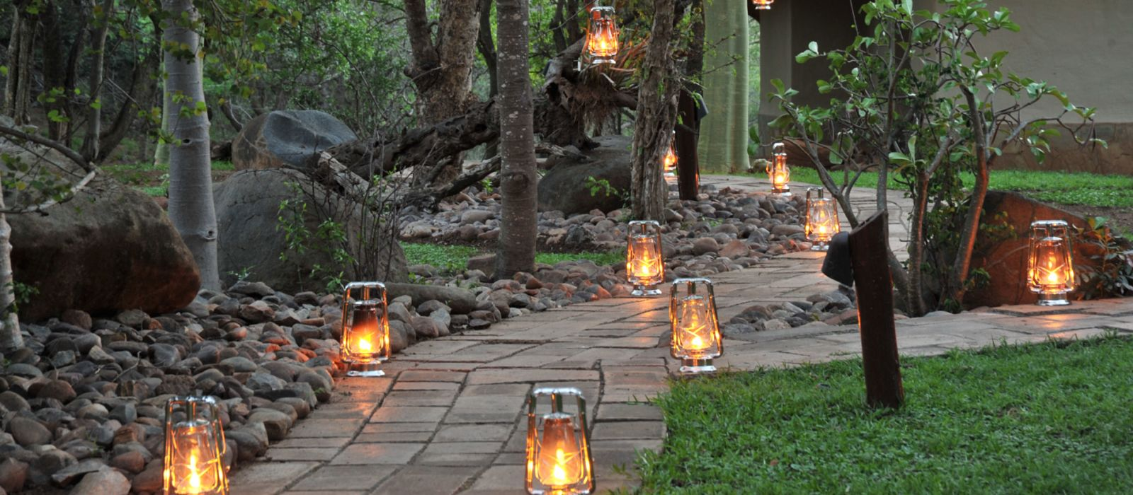 Hotel Thornybush Waterside Lodge South Africa