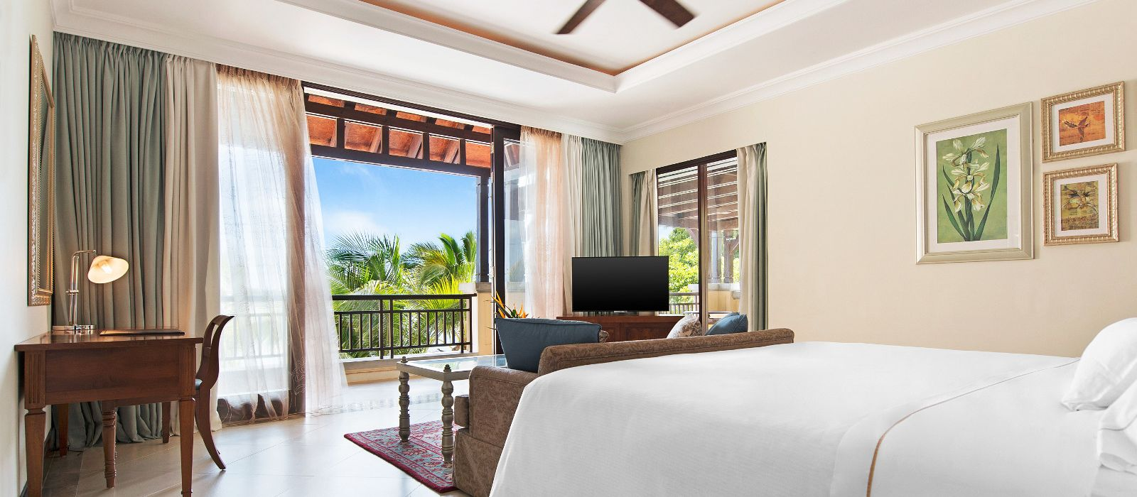 Hotel The Westin Turtle Bay Mauritius