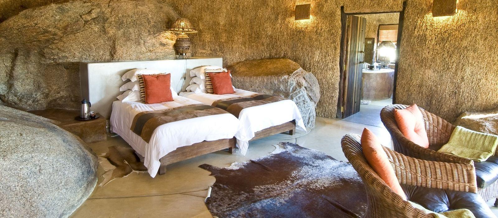 Hotel Naries Namakwa Retreat Südafrika
