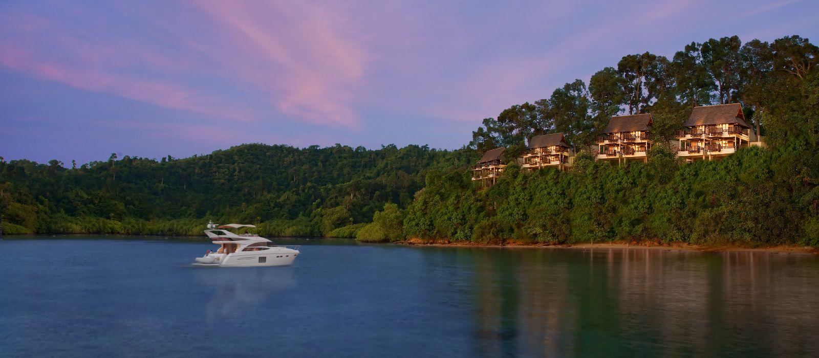 Hotel Gaya Island Resort Malaysia