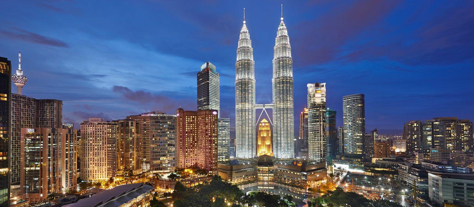 Reiseziel Kuala Lumpur Malaysia