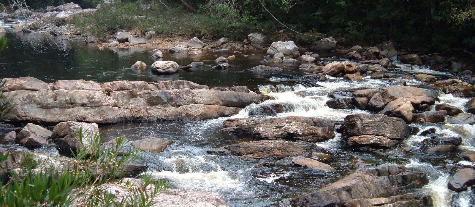 Destination Taman Negara Malaysia