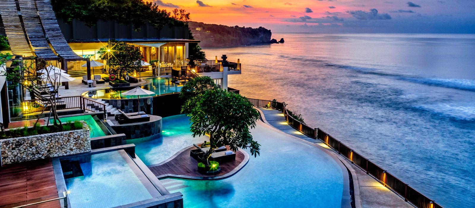 Anantara Uluwatu Bali Resort Enchanting Travels
