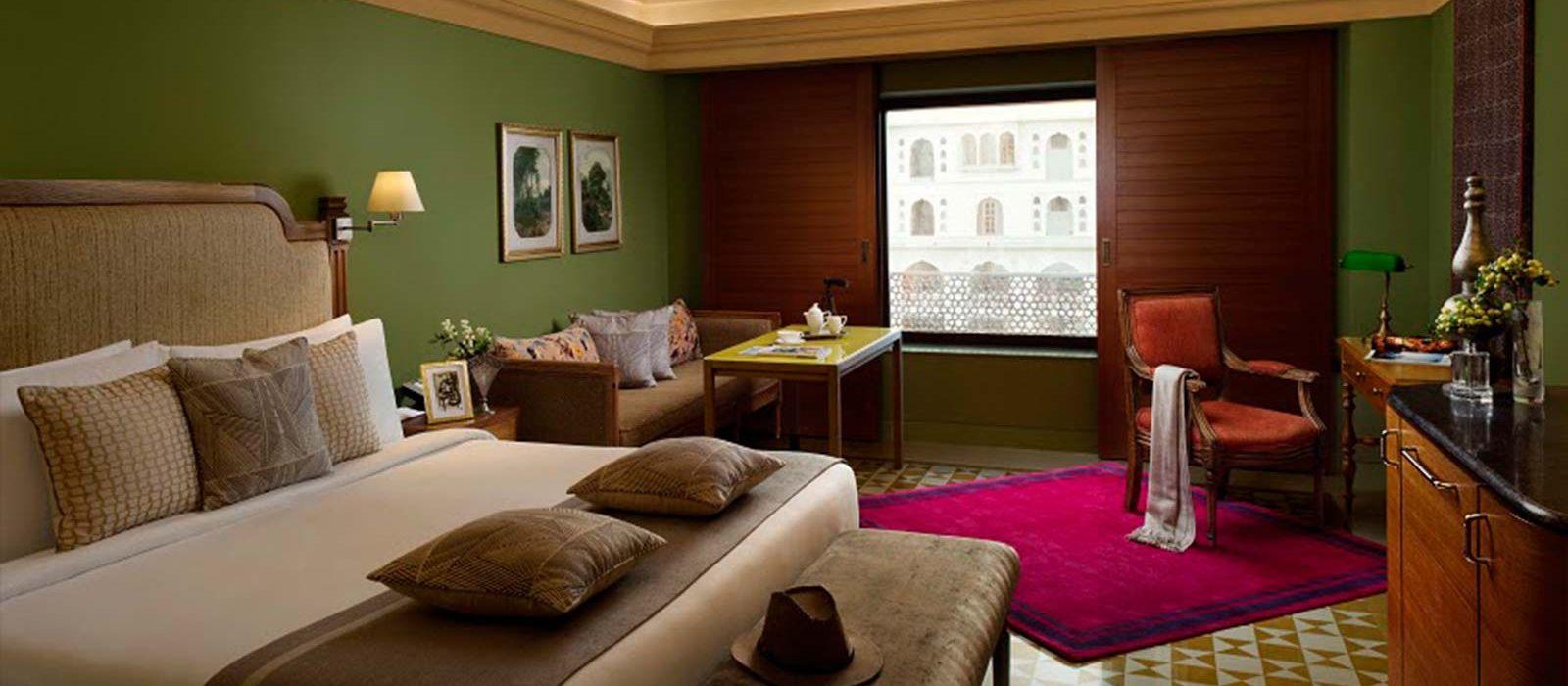 Hotel Narendra Bhawan Bikaner Nordindien