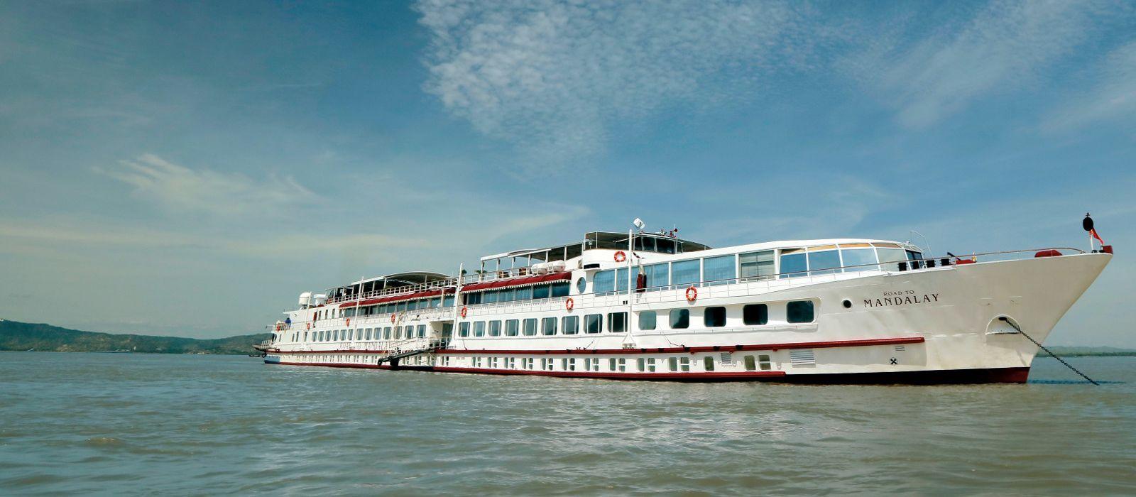 Hotel Road to Mandalay Myanmar