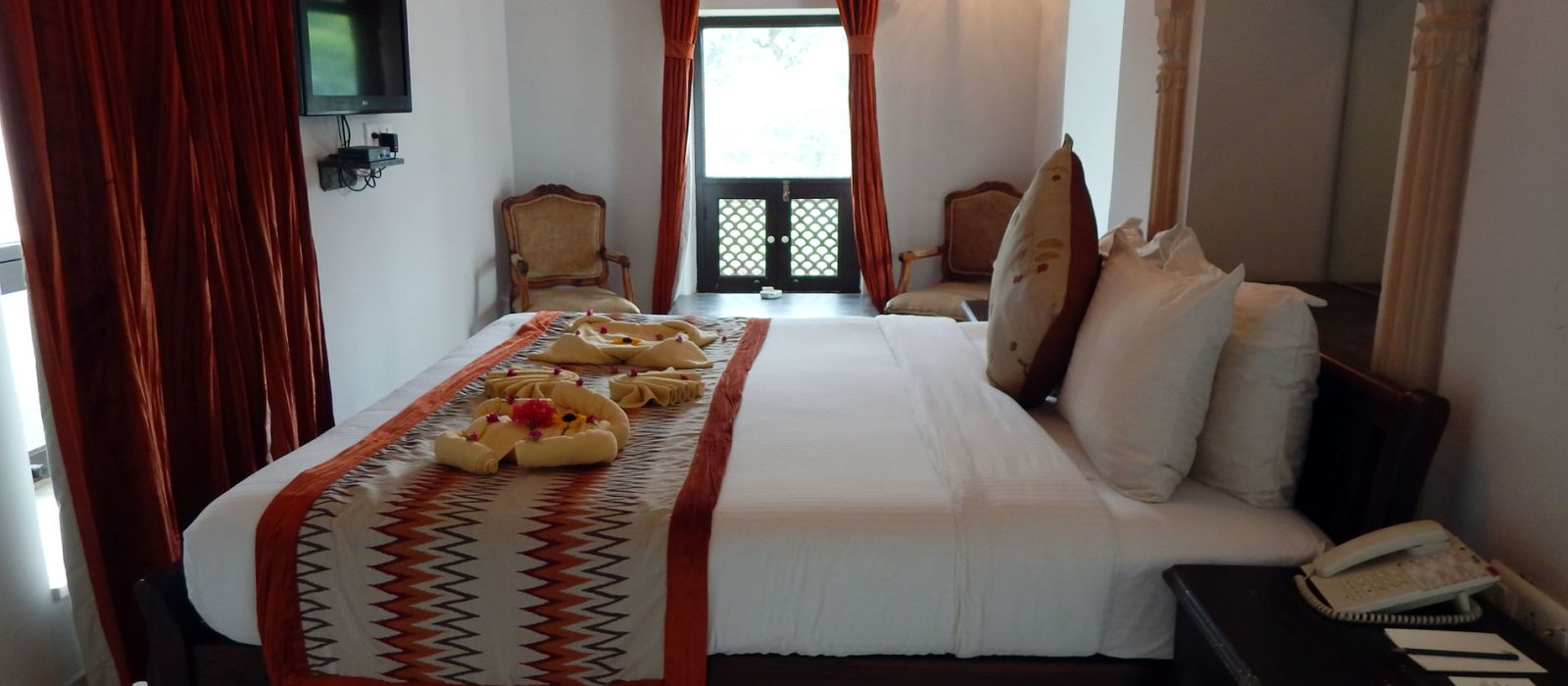 Hotel Chandra Mahal Haveli North India