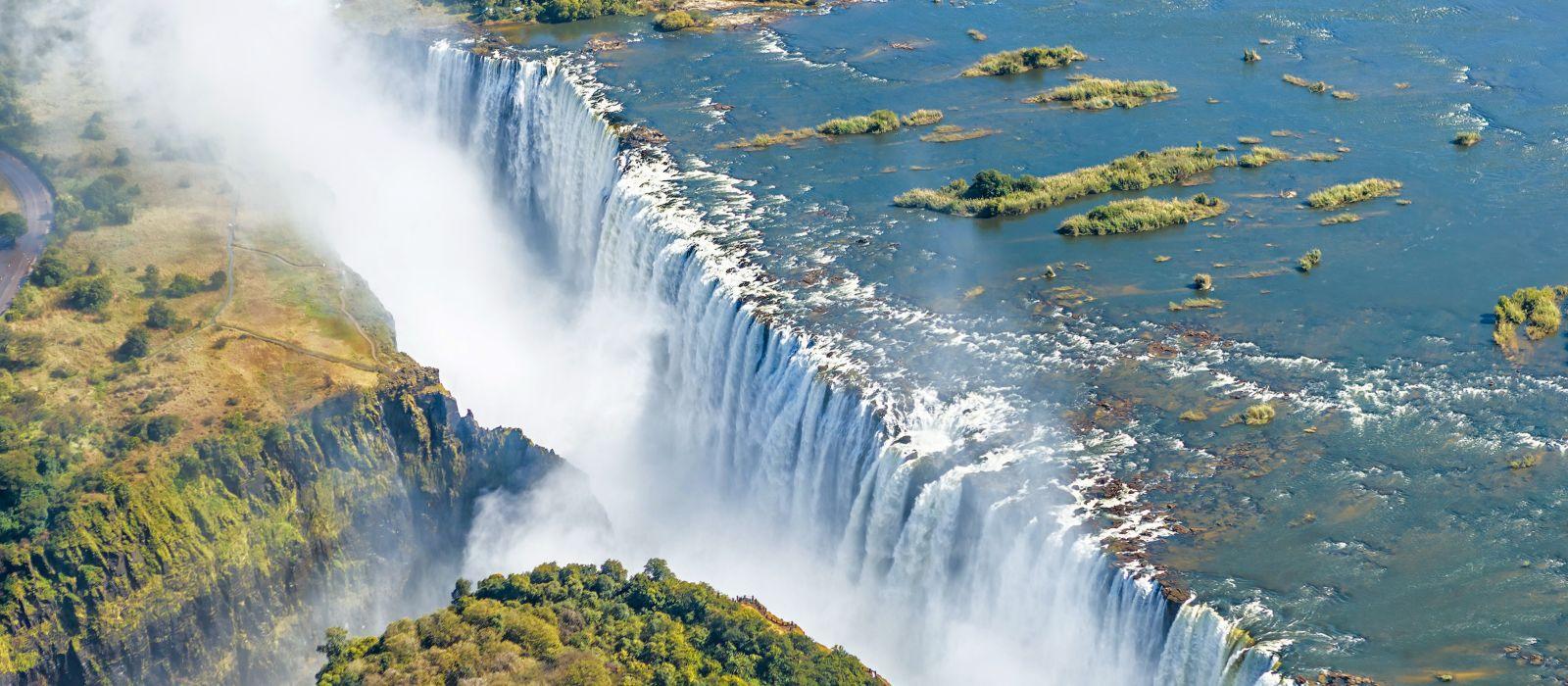 Sambia: Viktoriafälle und Safari Urlaub 1