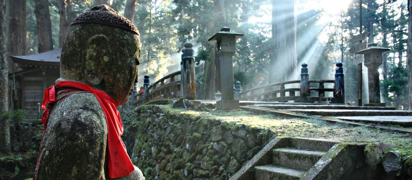 Destination Kōyasan Japan