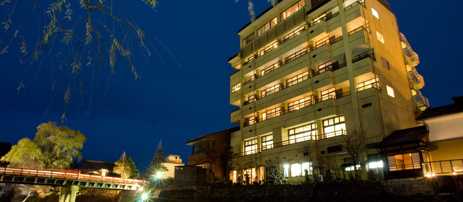Hotel Honjin Hiranoya Bekkan Japan