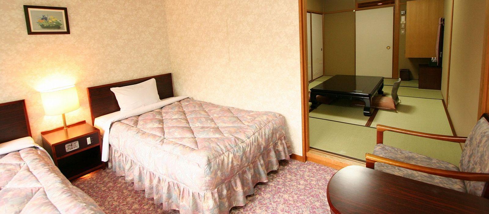Hotel Hoshokaku Takayama Japan