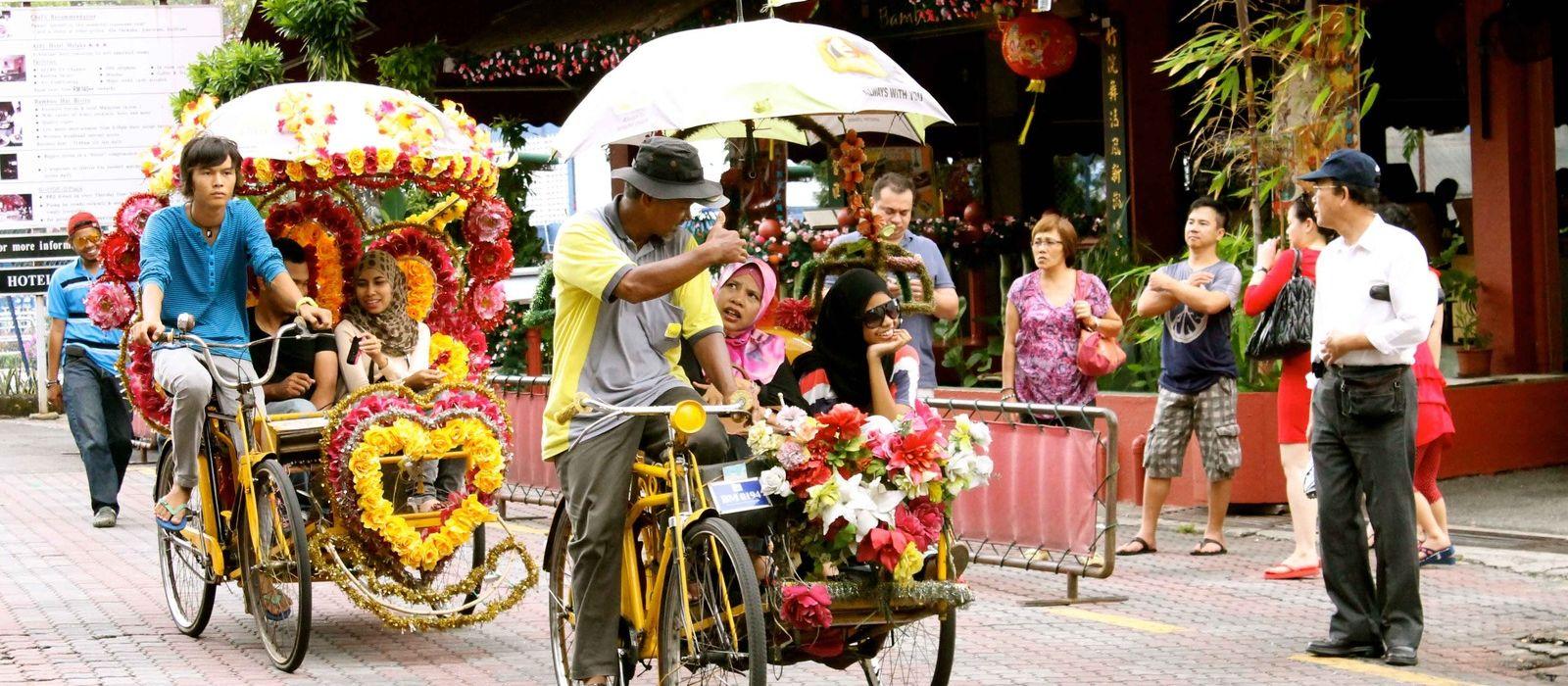 Singapur und Malaysias Halbinsel Urlaub 3