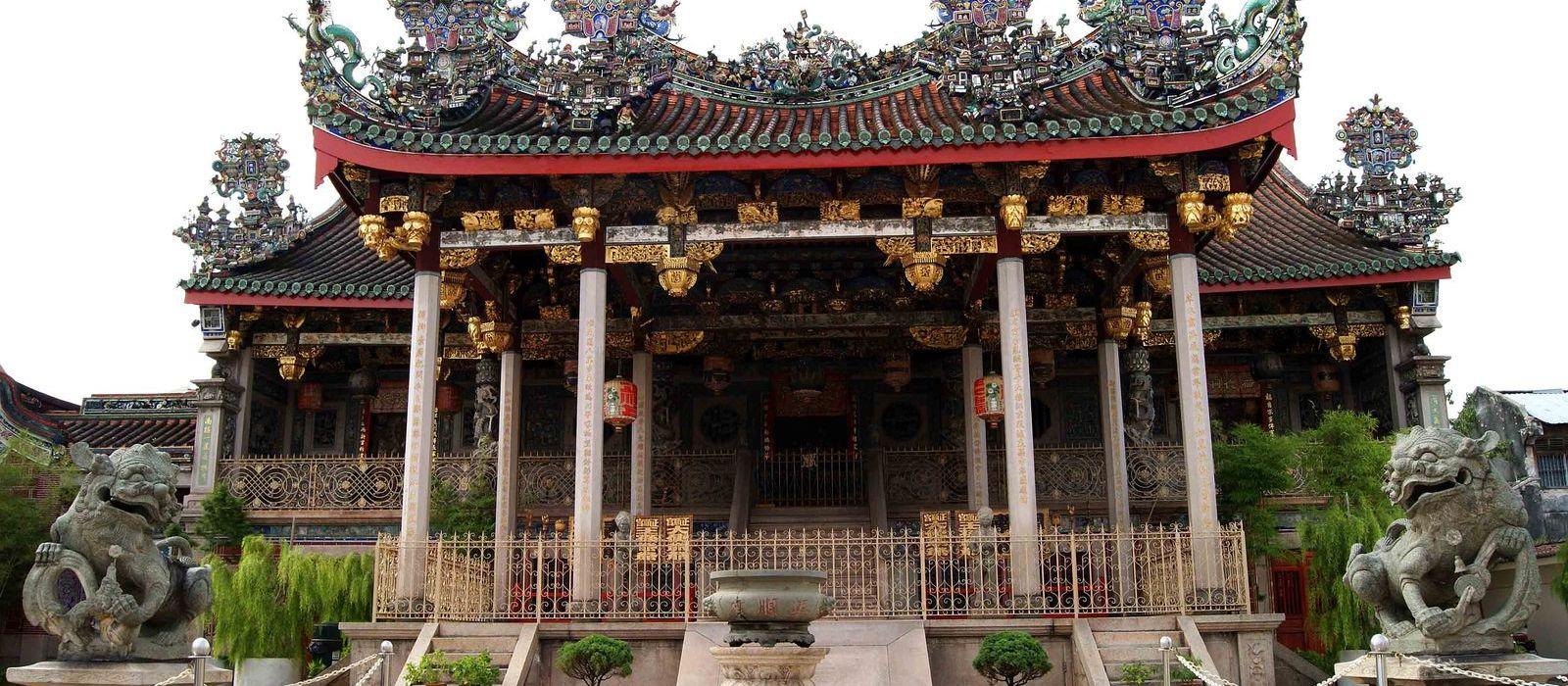 Höhepunkte der Halbinsel Malaysia Urlaub 3