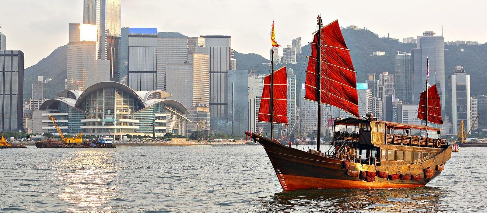 Reiseziel Hongkong Hongkong