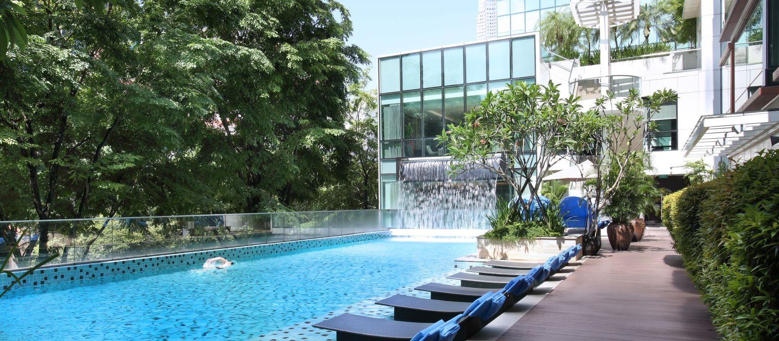 Hotel Park Regis Singapur
