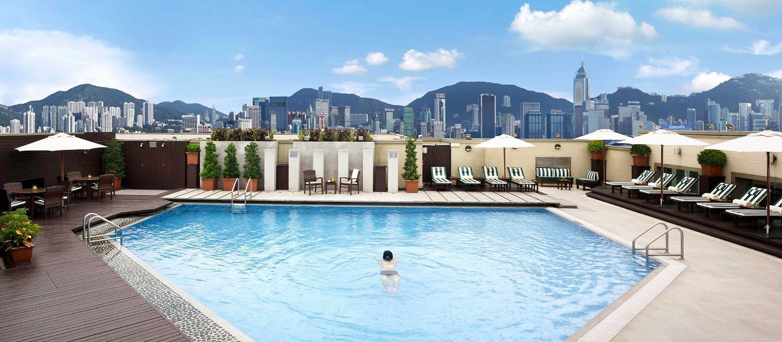 Hotel Intercontinental Grand Stanford Hong Kong Hong Kong
