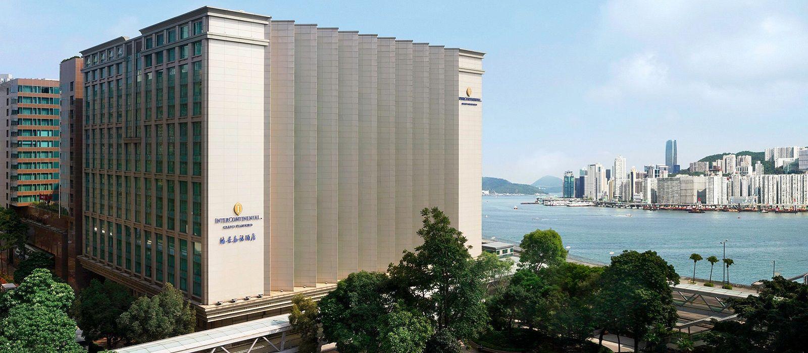Hotel Intercontinental Grand Stanford Hong Kong Hongkong