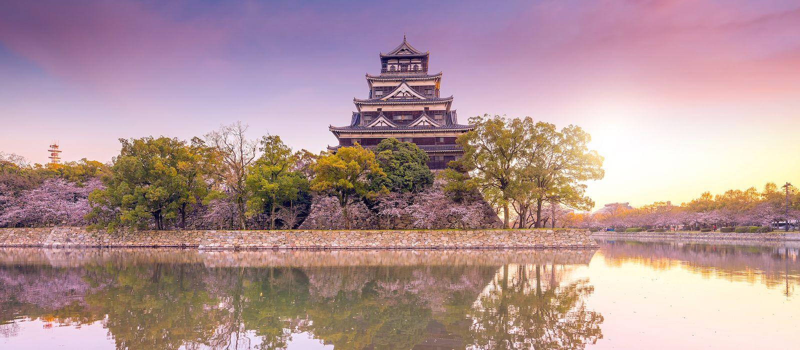 Destination Hiroshima Japan