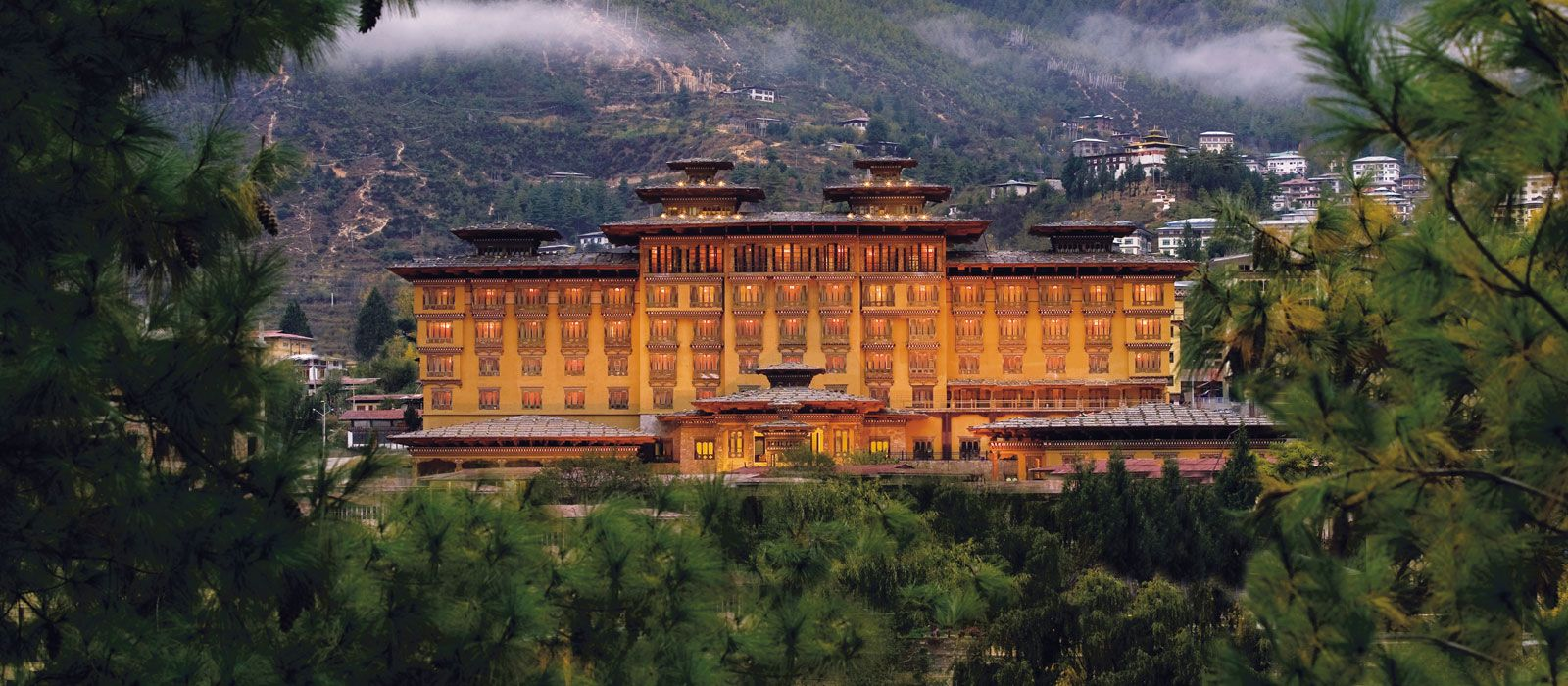 Luxury Bhutan and Thailand Paradise Islands Tour Trip 1