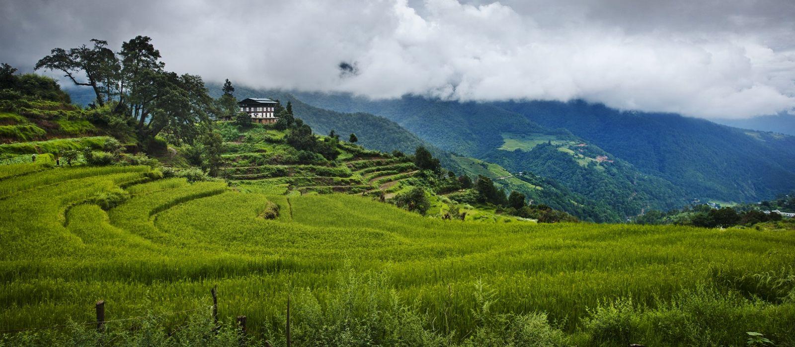 Himalaya und Inselparadies – Bhutan & Thailand Luxusreise Urlaub 2