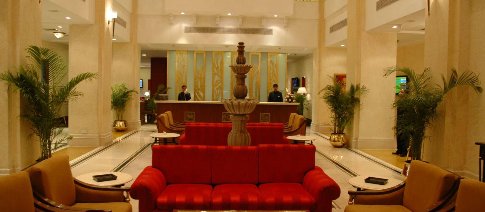 Hotel Radisson  Varanasi Nordindien