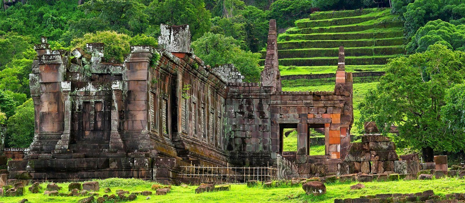 Klassisches Laos: Kultur und Landschaften Urlaub 5