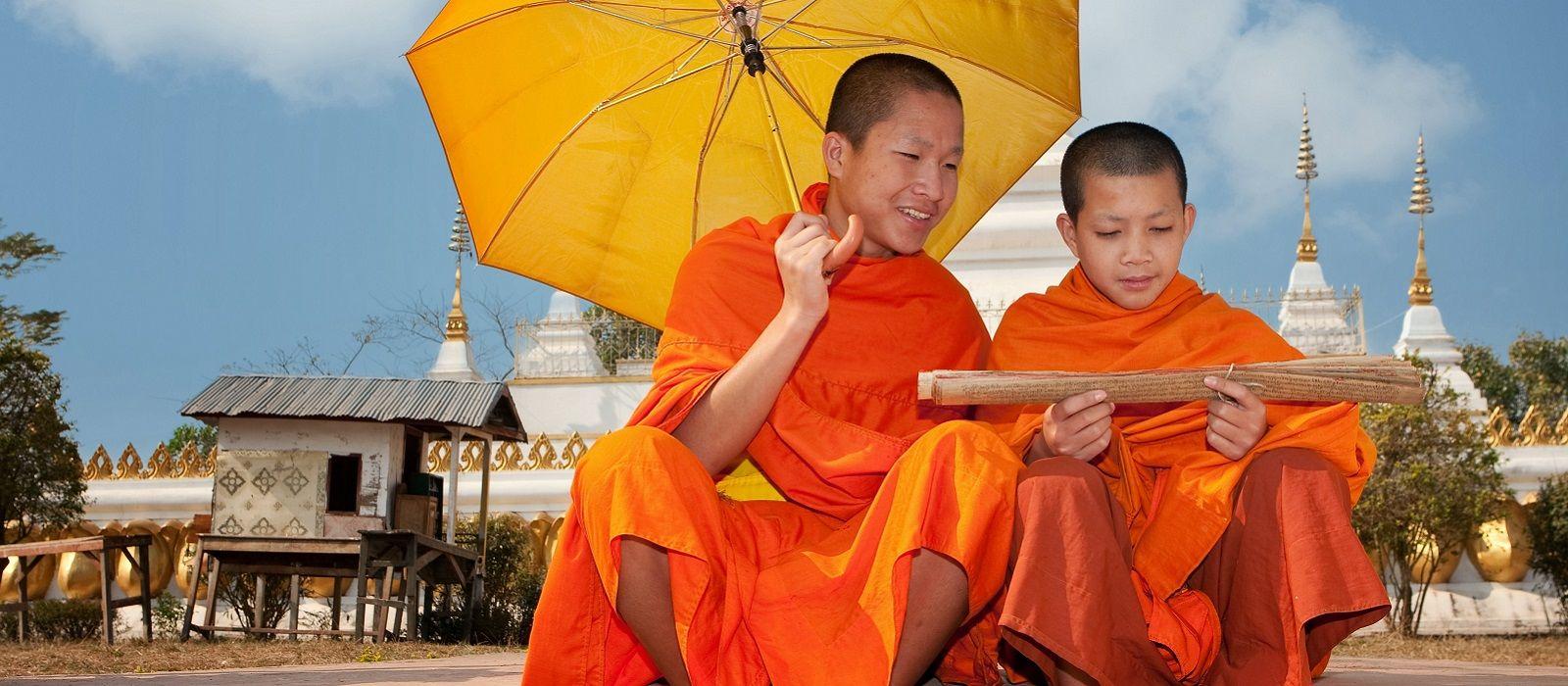 Laos: Höhepunkte und Geheimtipps Urlaub 1