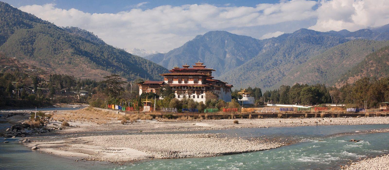 Auf dem Dach der Welt – Höhepunkte von Nepal & Bhutan Urlaub 1