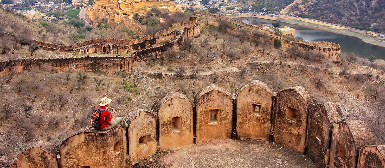 Nordindien und Dubai: Goldenes Dreieck & Wüstenmetropole Urlaub 1