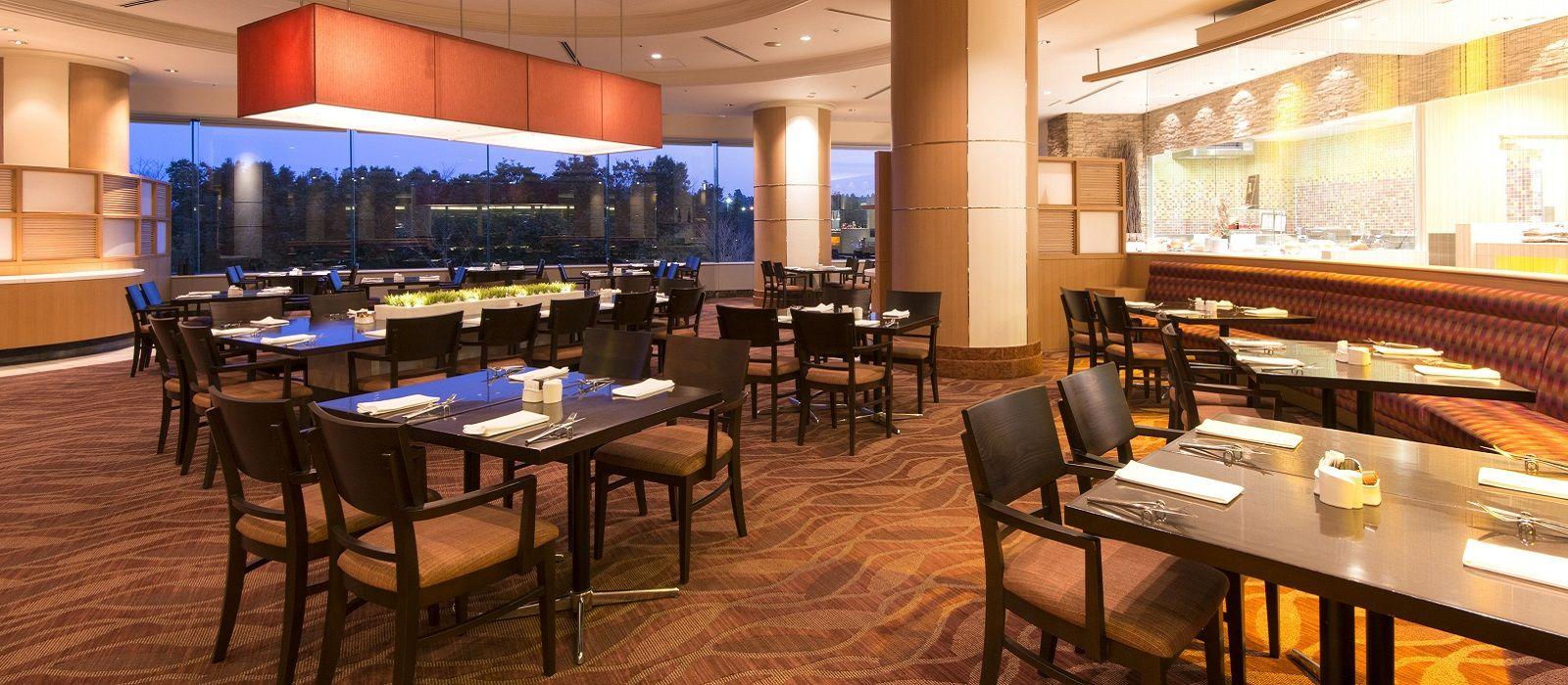 Hotel  Hilton Narita Airport Japan