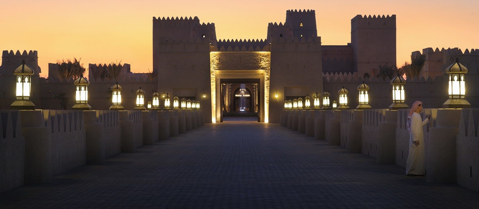 Hotel Qasr Al Sarab Desert Resort by Anantara United Arab Emirates