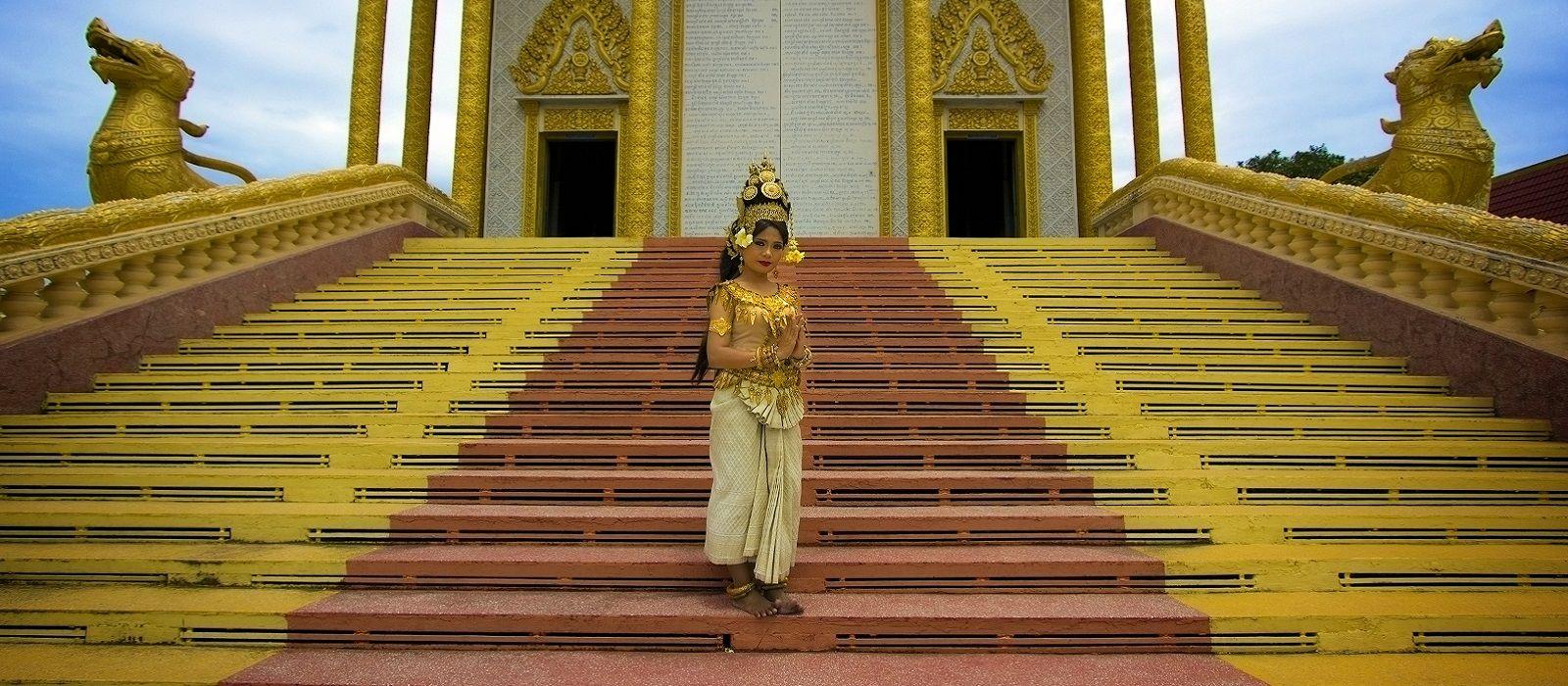 Cambodia's Culture, History and Pristine Beaches Tour Trip 1