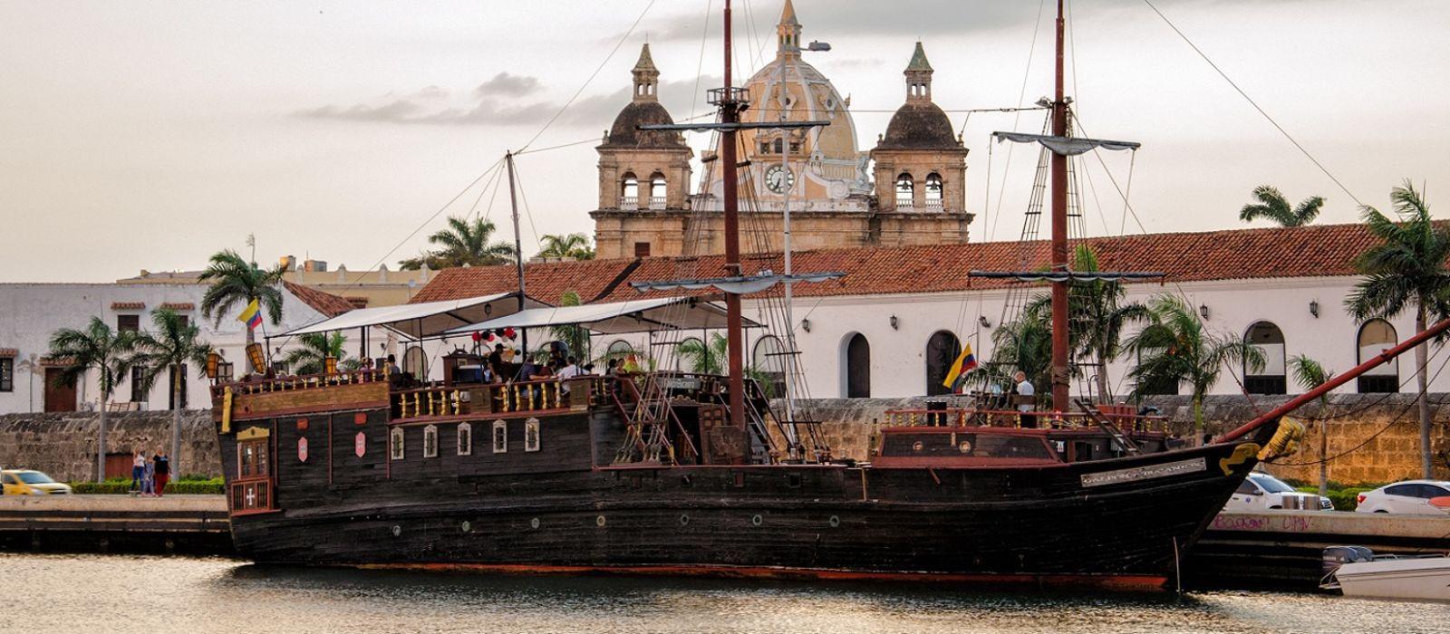 Destination Cartagena Colombia