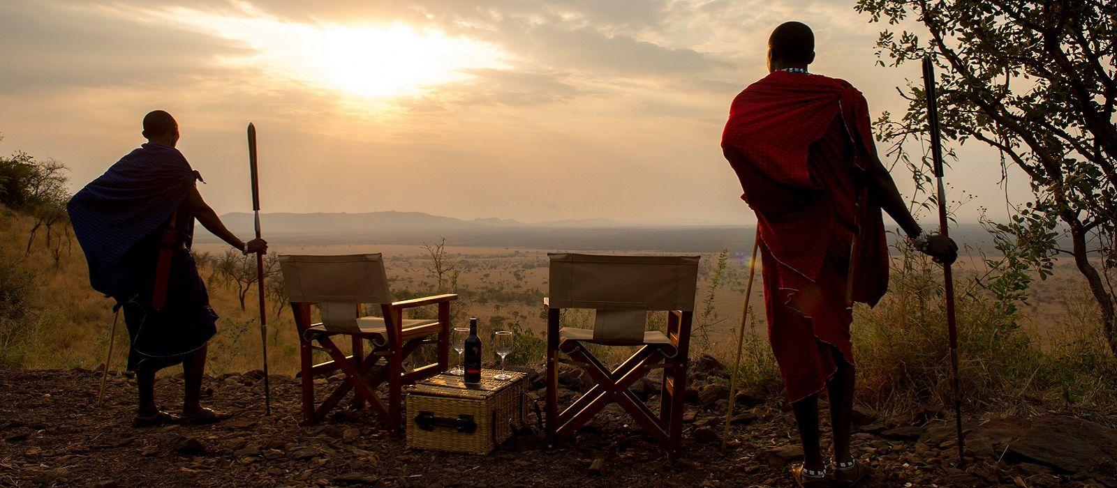 Highlights von Afrika Urlaub 1